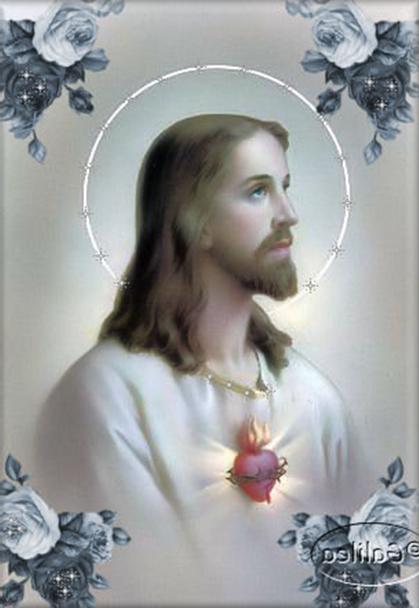 foto sagrado corazon jesus: